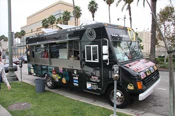 Rogue Food Trucks in West Hollywood?