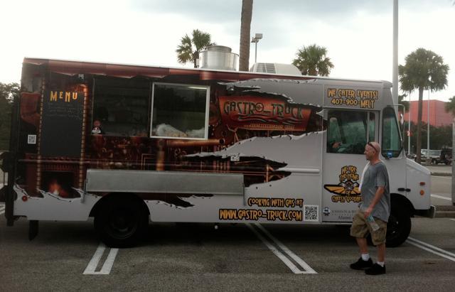 Kissimmee, FL: Food Trucks Spread to Dr. Phillips