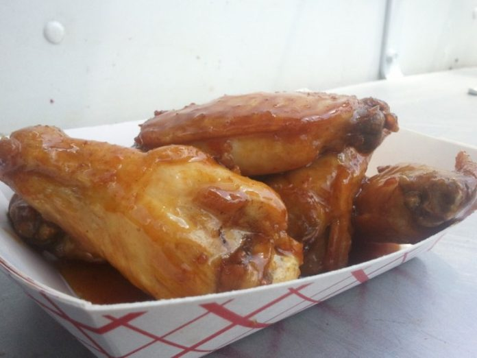 Aint No Thing But A Chicken Wing For Houstons Newest Food Truck