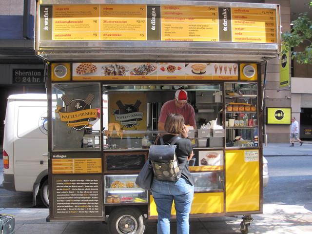 Street Food Truck Miami