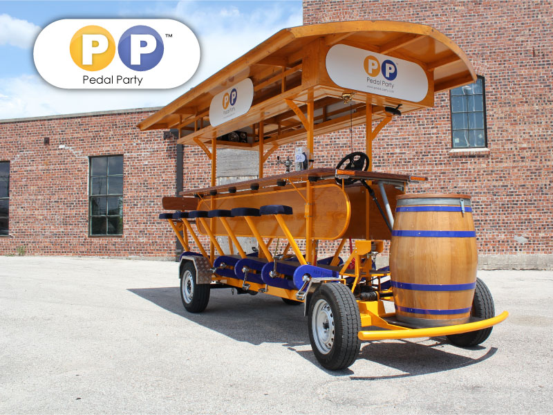 Houston S Wildly Successful Pedal Party Expands Fleet And