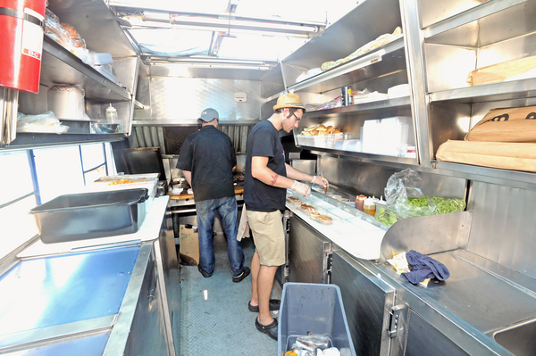 Shaker Heights Native Chef Visits Certified Angus Beef to Promote Food Featured on 'Great Food Truck Race'