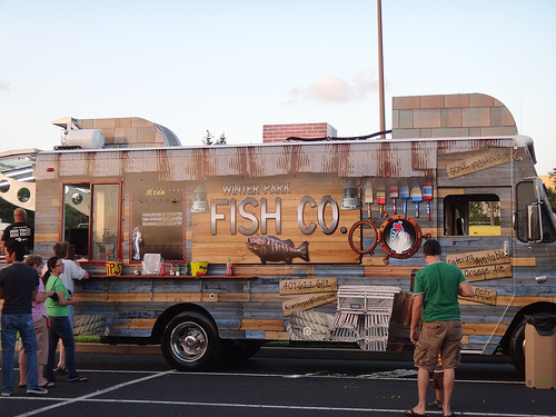 Orlando fl food truck pods continue to grow mobile for Winter park fish company