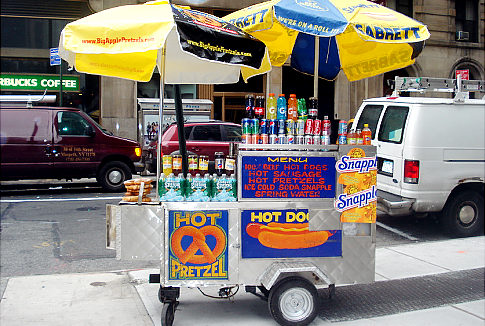 NYC: Mayor Bloomberg Wants to Expand Restaurant Grading System to Food Carts