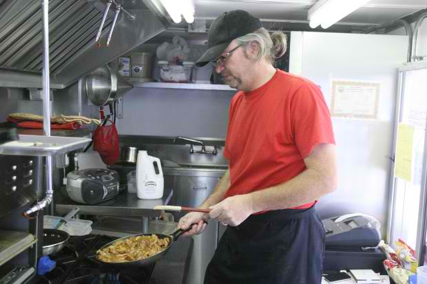 Rapid City, SD: City's 1st Food Truck Offers Gourmet On the Go