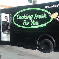 Honolulu's New Food Truck: Cooking Fresh for You