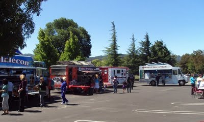 Dublin, CA: Food Truck Nation