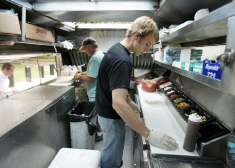 Food Truck Operators in Oklahoma City say they Face Scrutiny, Rules that put their Businesses at Risk