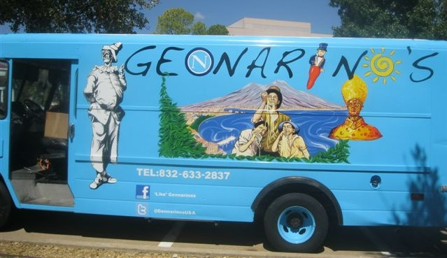 Gennarino's Truck Brings Neapolitan Culture & Food to DFW
