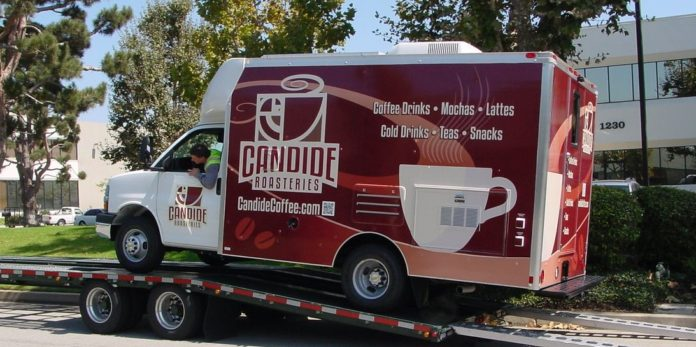 Its Your Business Gourmet Coffee Truck Debuts
