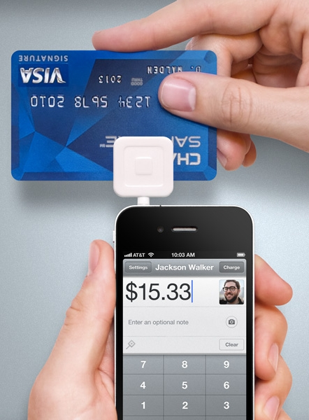 Device Allows Smartphones to Process Card Transactions