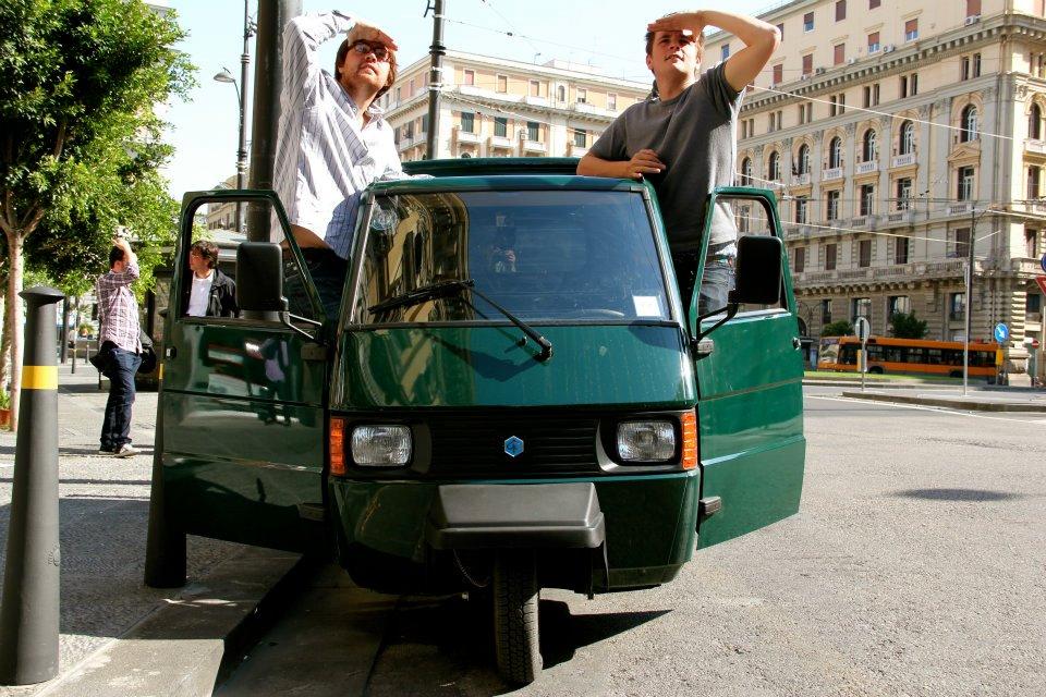 Italy: Pizza Pilgrims – Week 1