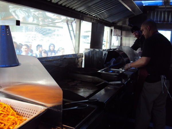 Food Truck Ride-Along: BBQing in the Streets