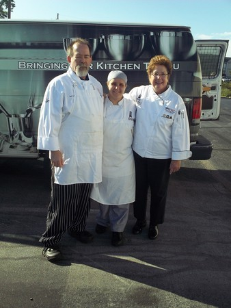 Chef, Former Alderwoman Does Her Cooking in Disaster Areas