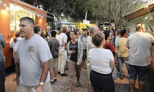 Rolling Feasts: A Guide to Orlando Food Trucks