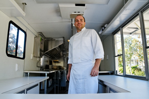 New Orleans, LA: Movie Industry Boosts North Shore Caterers, but Landing Gigs Not So Easy