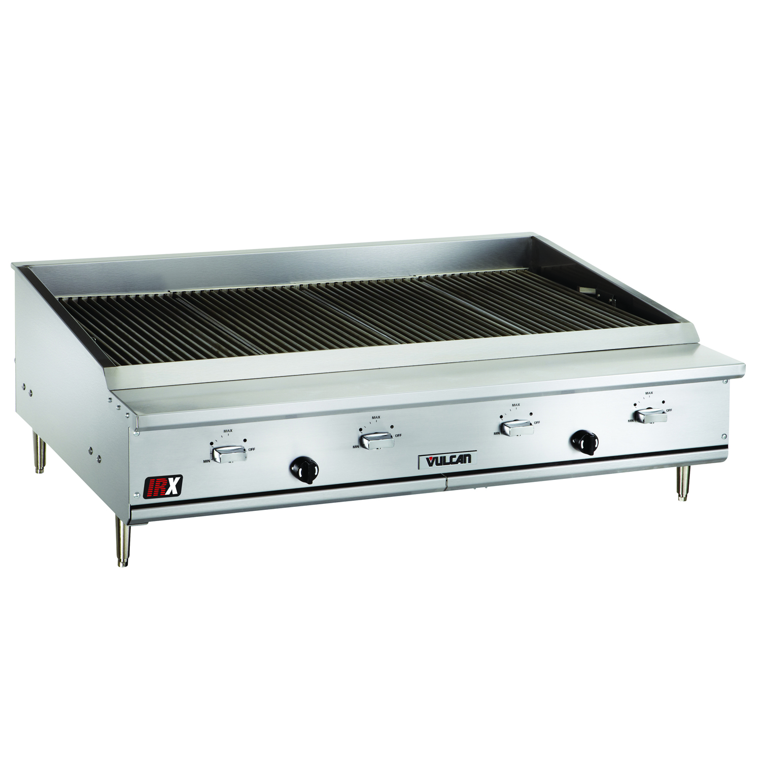 """VULCAN Takes Infrared Technology to a New Level with """"The VTEC SERIES"""" Charbroiler"""