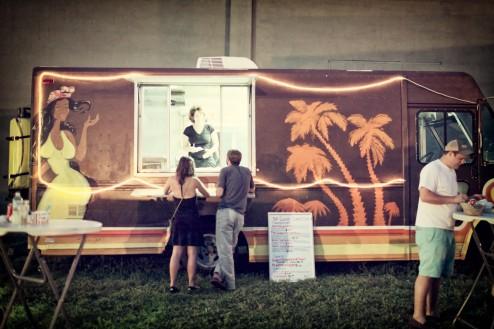 Baton Rouge, LA: Circle the Food Trucks