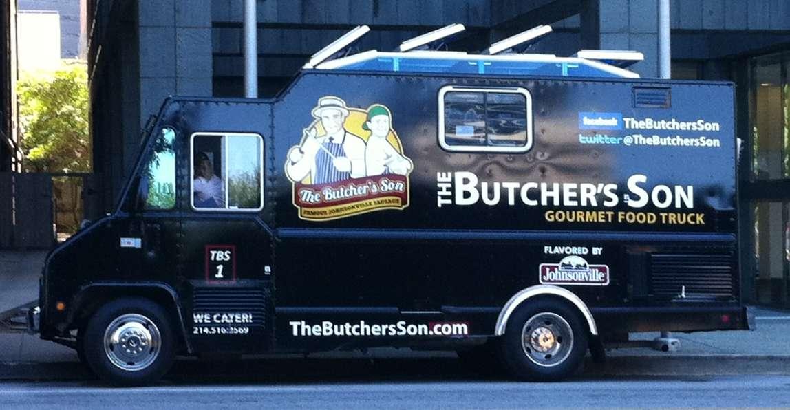 Bbq Food Truck Wichita Falls
