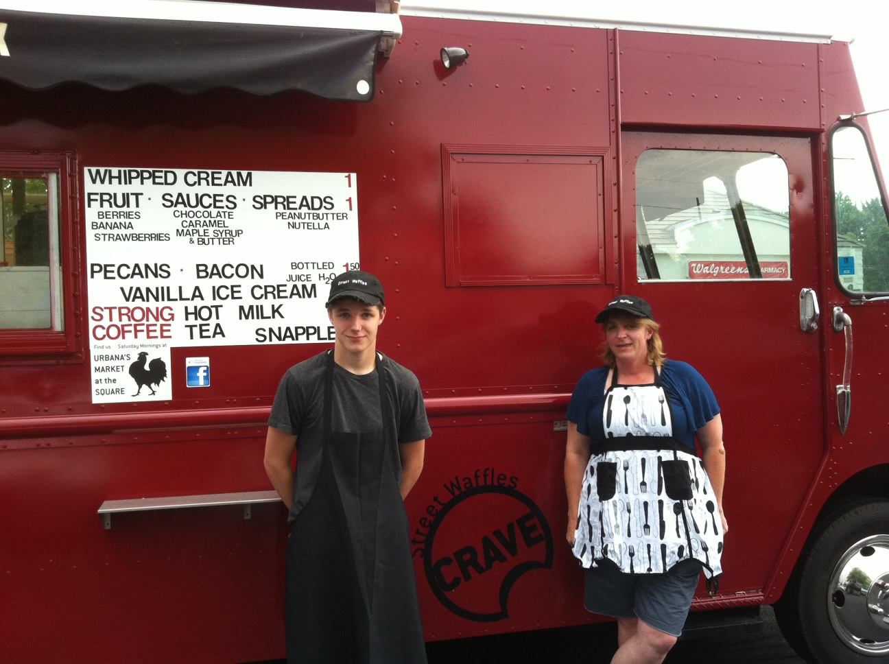 Champaign, IL: City Launches Mobile Food Truck Pilot Project