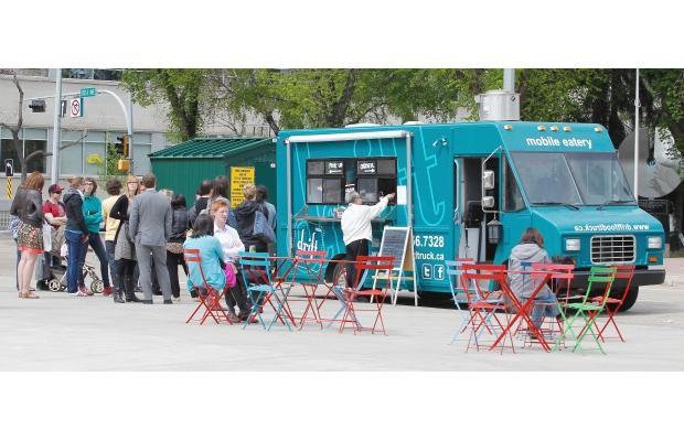 Edmonton, CAN: Drift Food Truck to Keep Its Spot