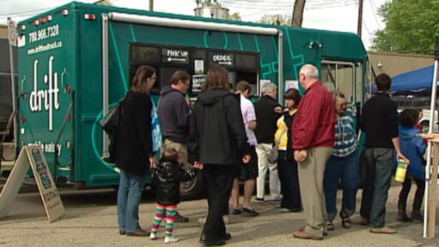 Edmonton, CAN: Drift Food Truck WINS Appeal
