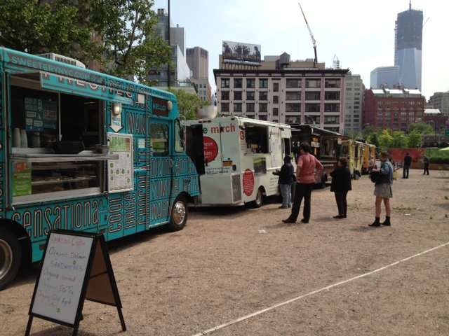 Changing Food Truck Permitting Process Could Raise Millions