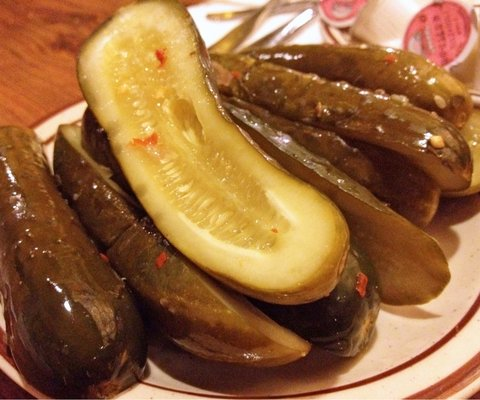 Popularized in America by Jews, Pickles Pack a Punch
