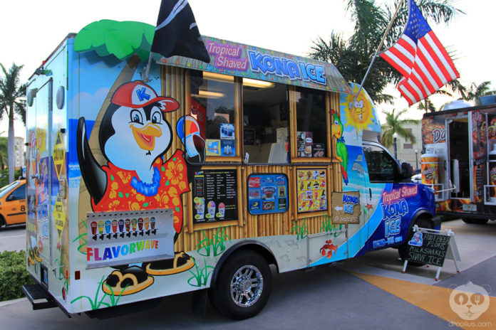 Food Truck, Catering - SOFLO MOBILE CAFE - Miami, Florida