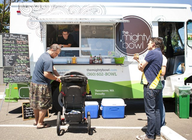 Vancouver, WA: The Mighty Bowl Breaks Into Business