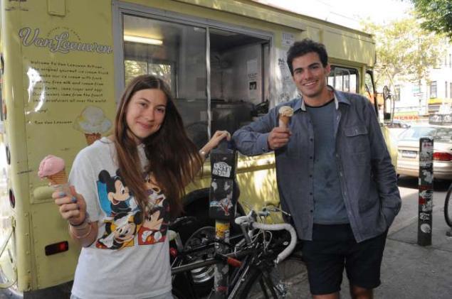 NYC, NY: Food truck Icon Van Leeuwen Artisan Ice Cream Hits Business Sweet Spot & Cooks Up Growth Plan