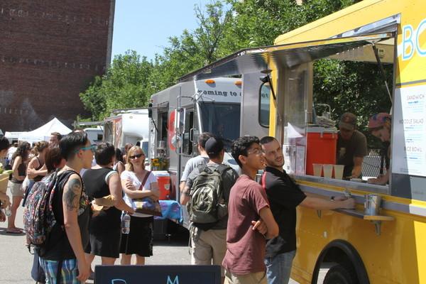 Somerville, MA: Gewirtz Gives Candid Assessment of Food Truck Ordinance on 'Greater Somerville'
