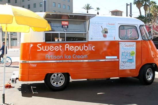 Why Food Trucks Struggle with Car Insurance –  Food Truck Frenzy Sweet Republic's '59 Chevy Retires
