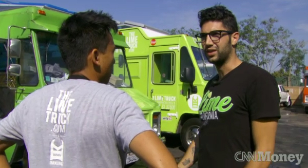 Irvine, CA: The Lime Truck Owner on Using Corporate Irvine to His Advantage [VIDEO]