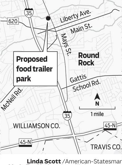Round Rock, TX: Round Rock Council to Vote on Food Trailer Park