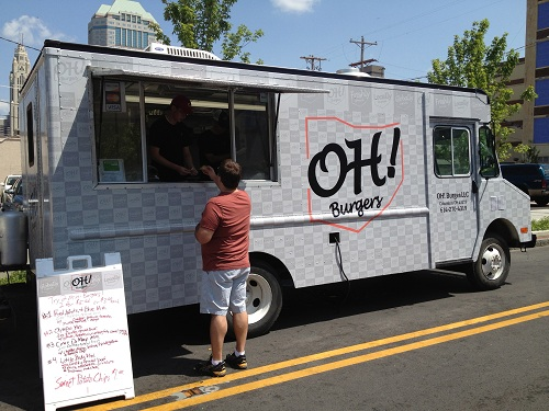 Columbus, OH: Whitehall Tries Food Trucks to Draw Residents Outside