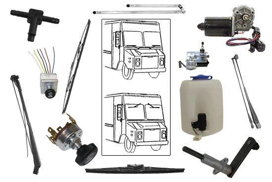 Great Resource: Stepvan Replacement Parts for your Food Truck at Your Fingertips!