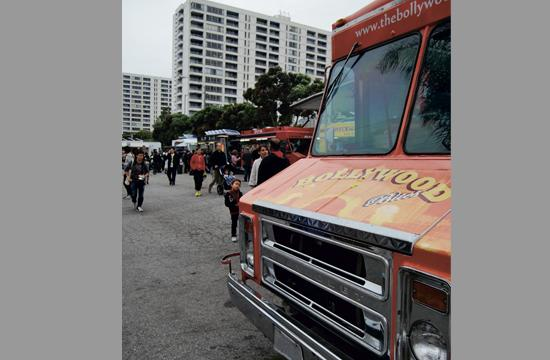 Santa Monica, CA: Planning Commissioners Recommend Four Off-Street Food Truck Locations