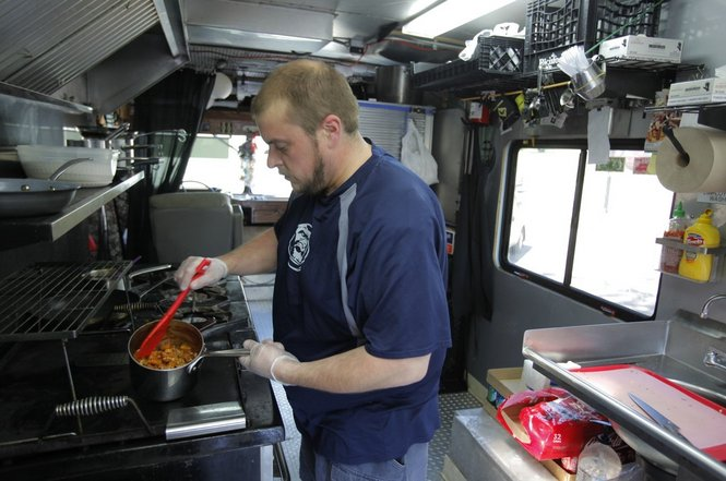 Two Food Truck Operators Apply for Kalamazoo Licenses on 1st Day – 8 Still Available