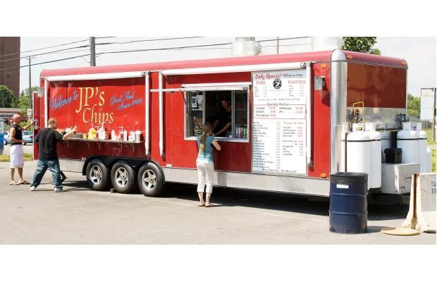 Ottawa Street Food Truck