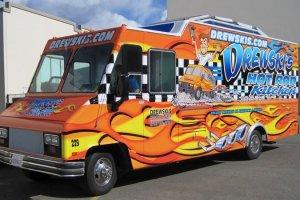 Sacramento, CA: Food Truck Vendors Cook Up Funds To Help Rebuild McKinley Park [video]