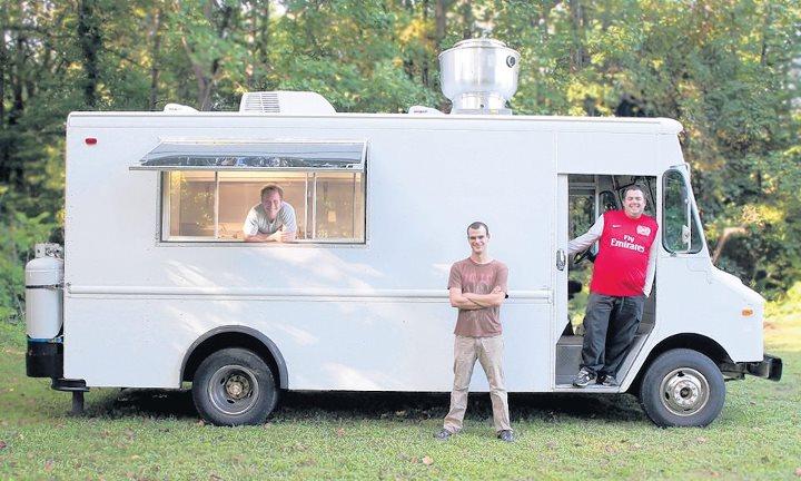 GREENSBORO, NC: Food Trucks Cooking Up Success in Downtown Greensboro [video]