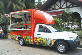 Food Truck Builder Malaysia