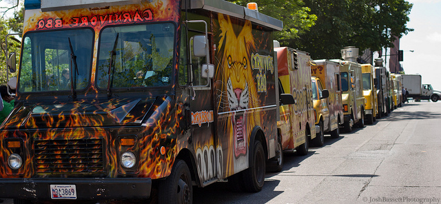 Athens County, OH : Proposal Aims to Simplify Permits for Food Trucks Sprinkled Through City