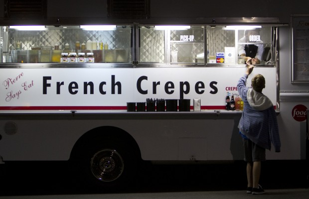 Del Mar, CA: Food Trucks Run into Moratorium