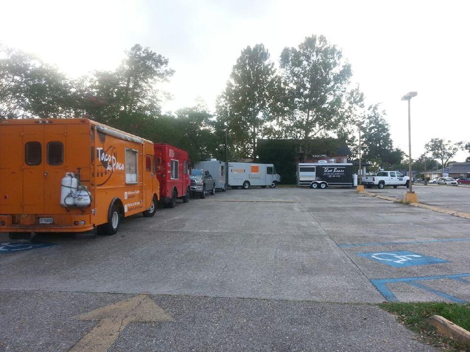Baton Rouge, LA: The Red Stick's Food Truck Revolution