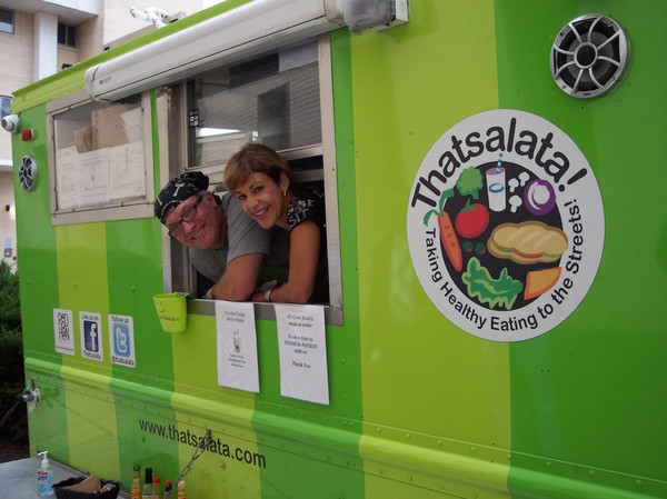 Montgomery, MD: Thatsalata Truck Bowls Over New Fans with Lunch Options