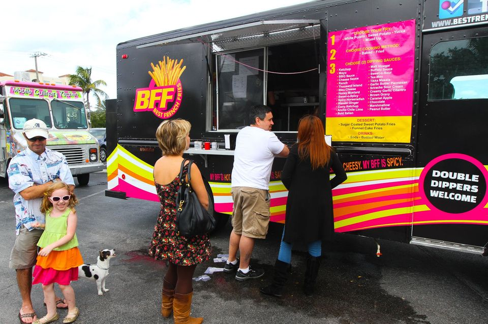 Boynton Beach, FL: My New BFF is a Food Truck. Don't judge me.