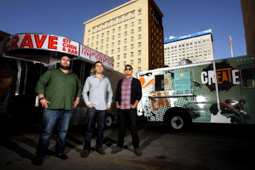 El Paso, TX: Food-Truck Court to Cater to Downtown El Paso Crowds