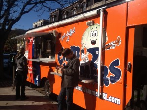 Narragansett, RI: Yet Another Food Truck – Clam Jammers